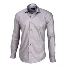 Light Gray Oxford Shirt